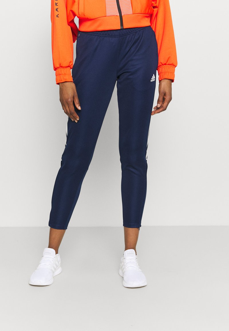 adidas Performance - TIRO  - Pantaloni sportivi - team navy blue