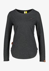 alife & kickin - Long sleeved top - moonless - 4