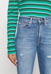 Tommy Jeans - SYLVIA - Jeans Skinny Fit - denim light - 3