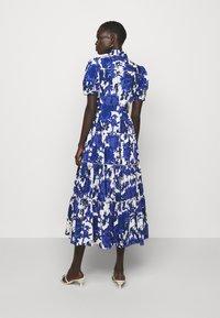 Diane von Furstenberg - QUEENA - Shirt dress - blue - 2