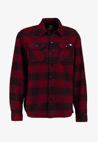 Dickies - SACRAMENTO - Shirt - maroon - 4