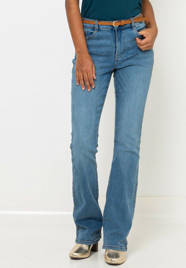Jean bootcut - blue