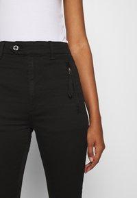 G-Star - WELD HIGH SLIM  - Jeans Skinny Fit - black - 6