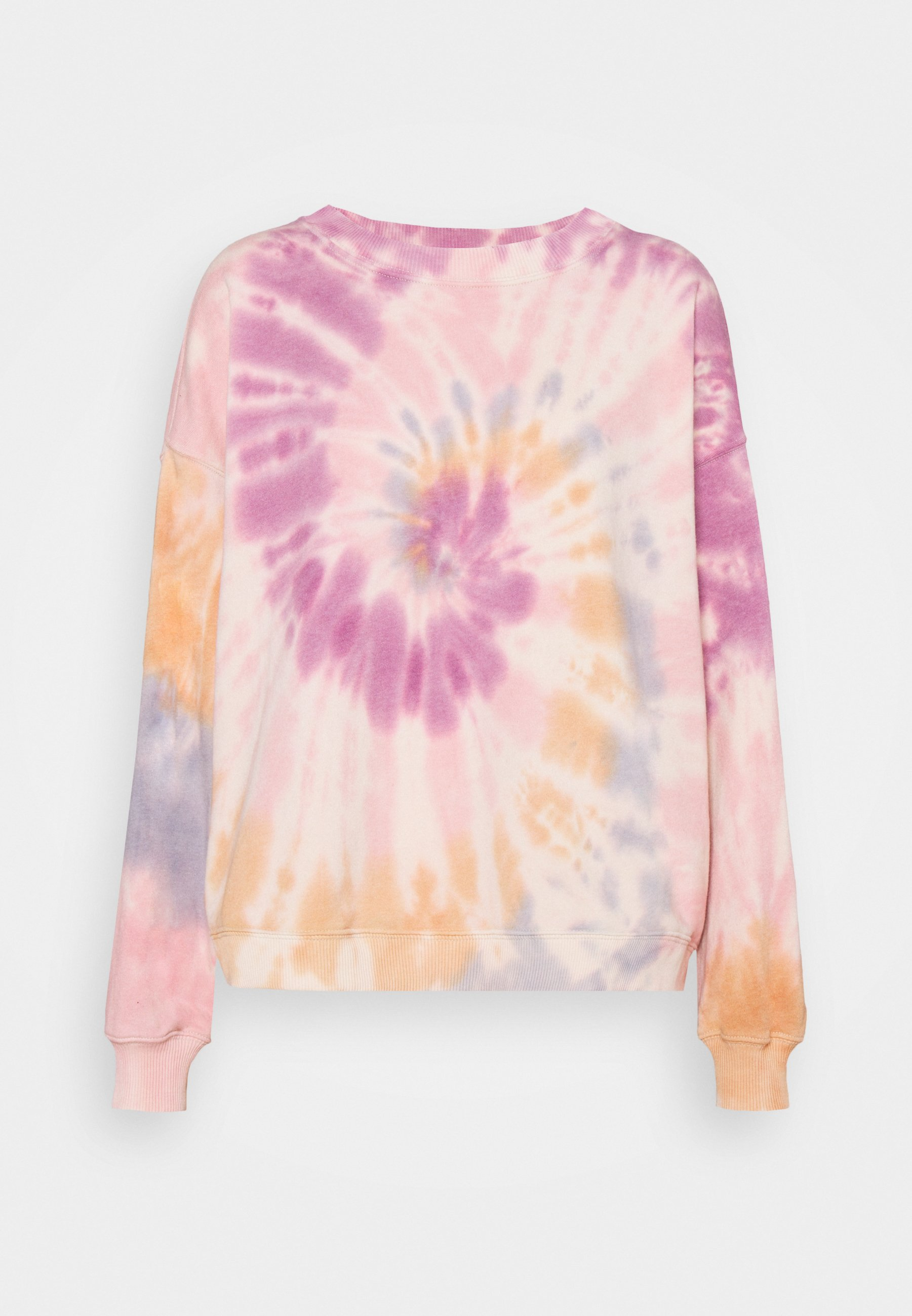 Women CREW TIE DYE - Sweatshirt