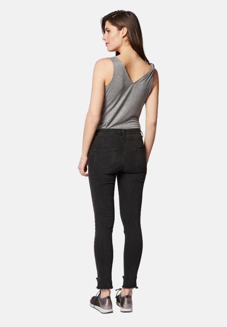 Morgan Débardeur - silver - Tops & T-shirts Femme liop1