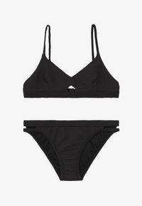 Seafolly - SUMMER ESSENTIALS SET - Bikini - black - 2