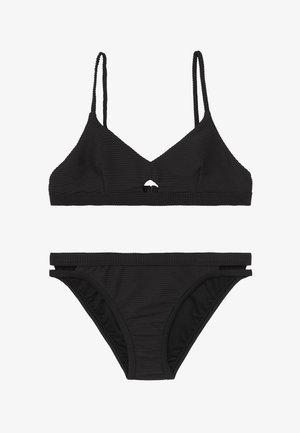 SUMMER ESSENTIALS SET - Bikinier - black