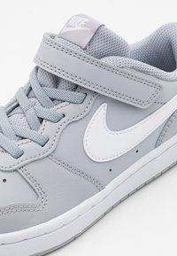 Nike Sportswear - COURT BOROUGH  - Sneakers laag - wolf grey/white - 5