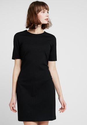 PONTE BUSINESS DRESS - Etuikjoler - black