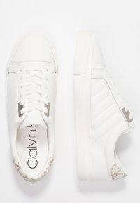 Calvin Klein - VANCE - Joggesko - white - 3