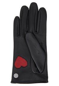 Roeckl - HEARTS - Gloves - black - 2