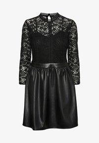 Vero Moda - Shirt dress - black - 4