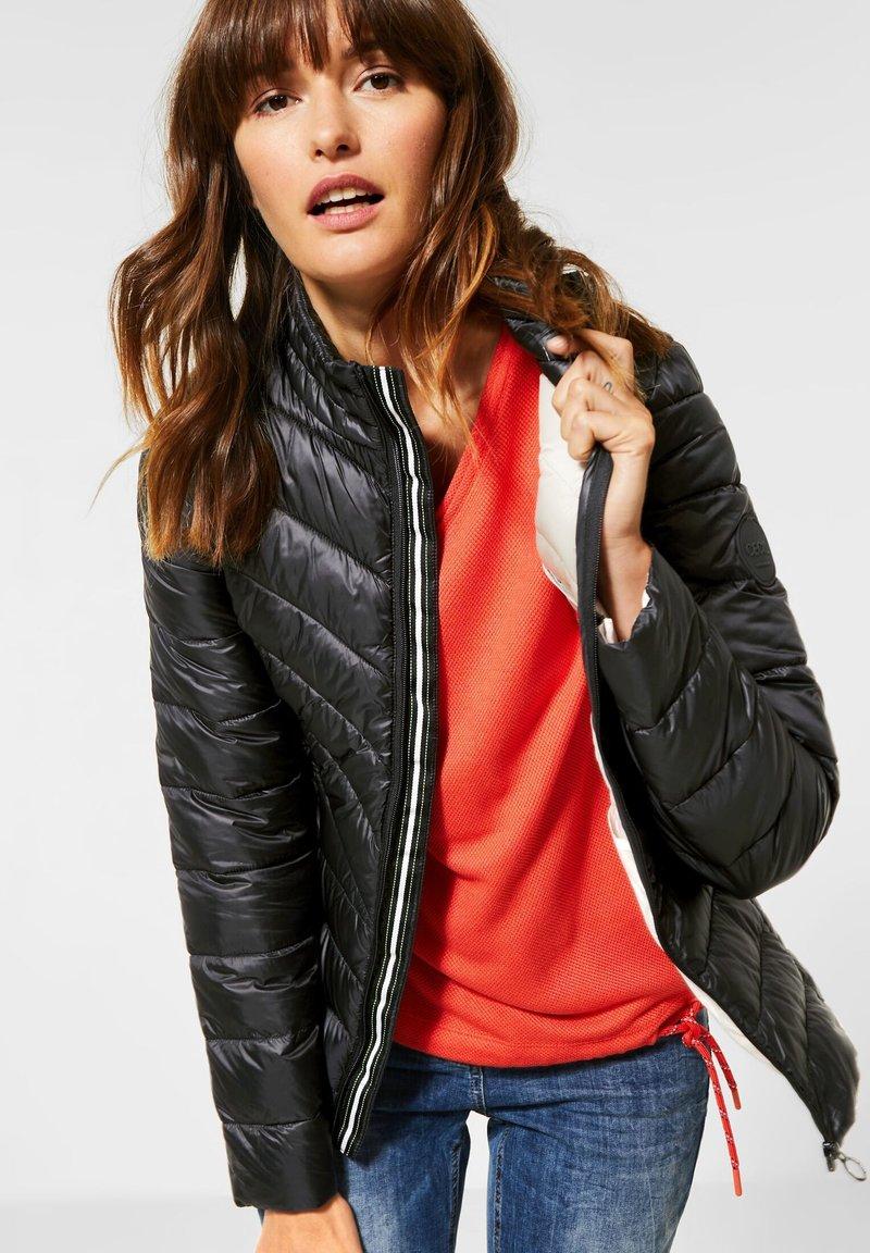 Cecil - Light jacket - schwarz