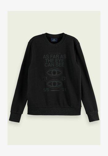 ARTWORK - Sweatshirt - black