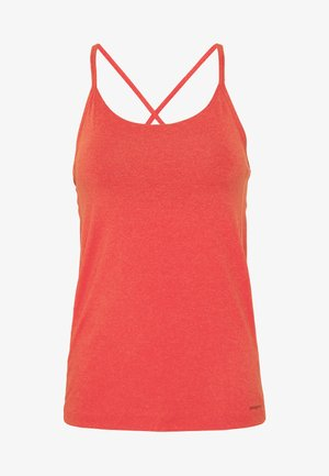 CROSS BETA TANK - Sports shirt - catalan coral