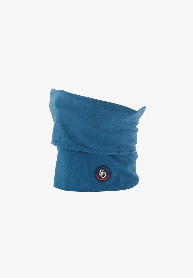 2-PACK - Snood - blue/navy aop