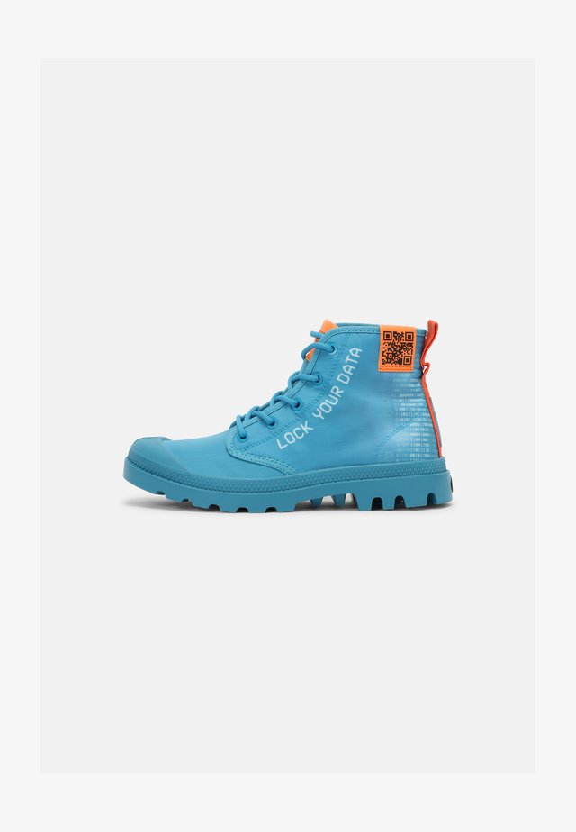 PAMPA UNISEX - Veterboots - blue moon