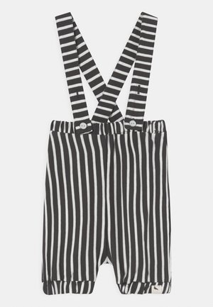 BRACER BLOOMER UNISEX - Shorts - dark grey/white