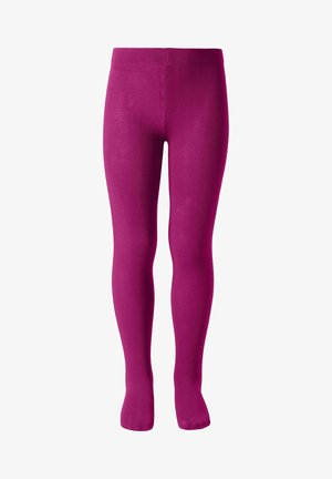 Leggings - Stockings - fuxia scuro