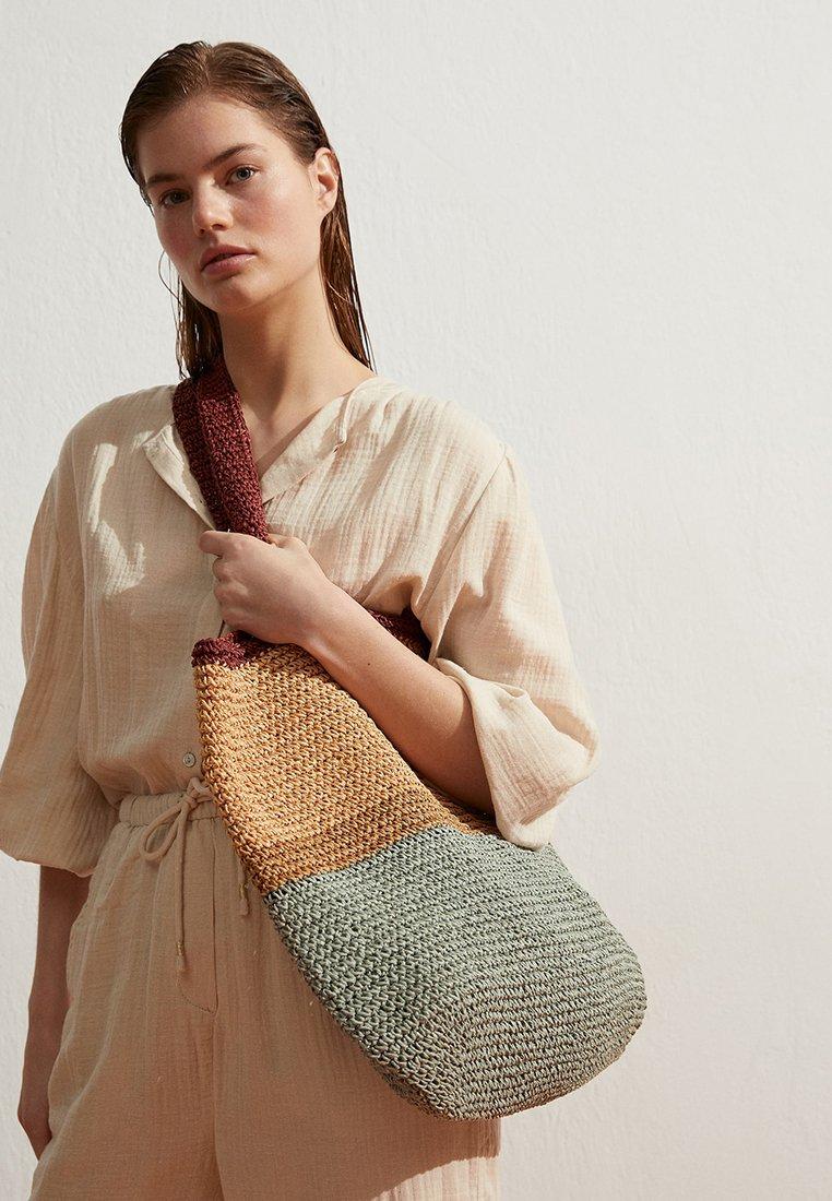 OYSHO - Shopping bag - multi-coloured