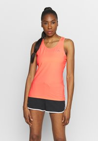 ONLY Play - ONPCLARISSA TRAINING - Treningsskjorter - neon orange - 0