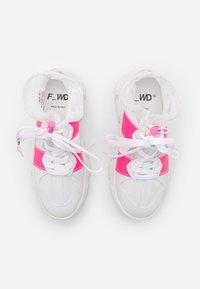 F_WD - Sneakers hoog - white - 3