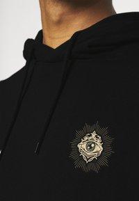 YOURTURN - UNISEX - Jersey con capucha - black - 4