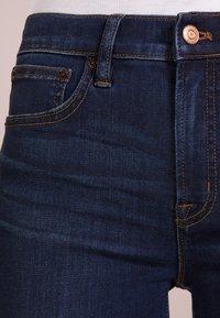 J.CREW - Jeans Skinny Fit - deep indigo - 4
