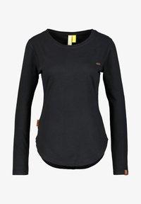 alife & kickin - Long sleeved top - moonless - 5