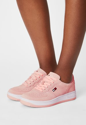 ABO PASTEL BASKET - Trainers - pink opal