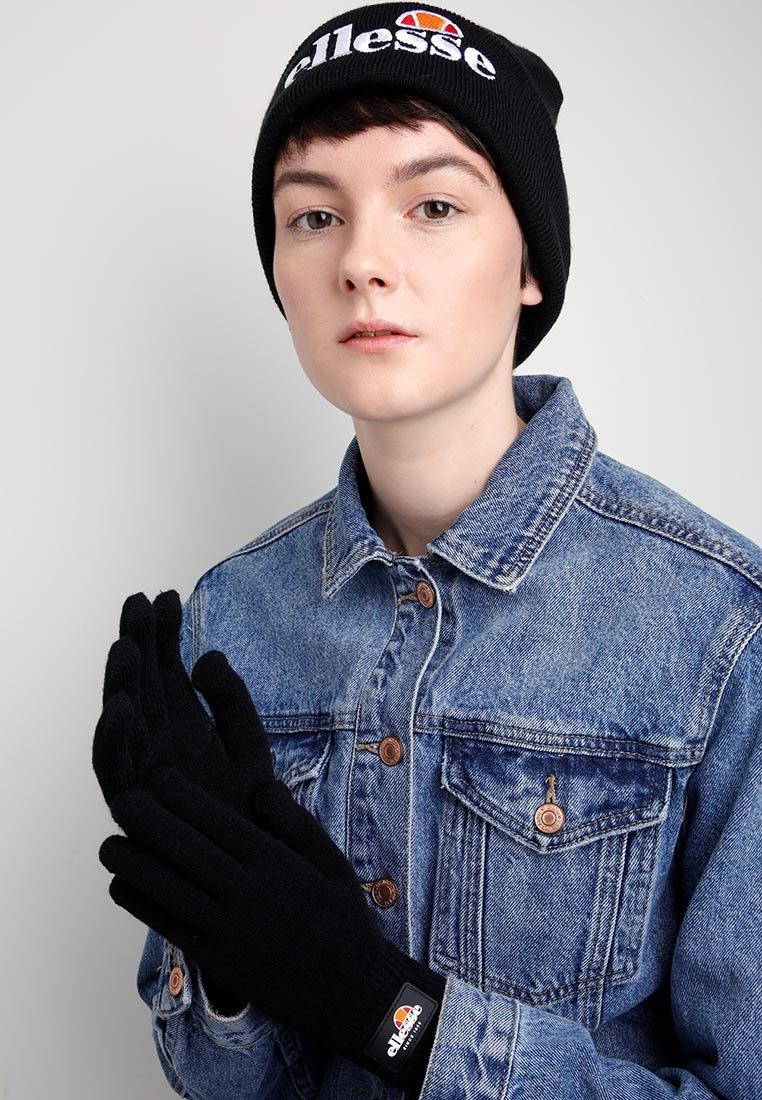 Ellesse Velly & Bubb Set - Mütze Black/schwarz