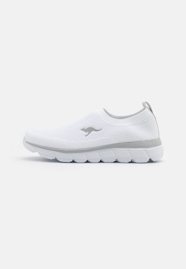KR SUAVE - Trainers - white/vapor grey