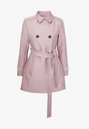 HELENA - Short coat - pink