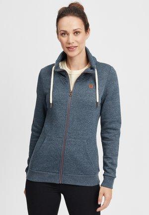 VICKY - Zip-up hoodie - ins bl mel