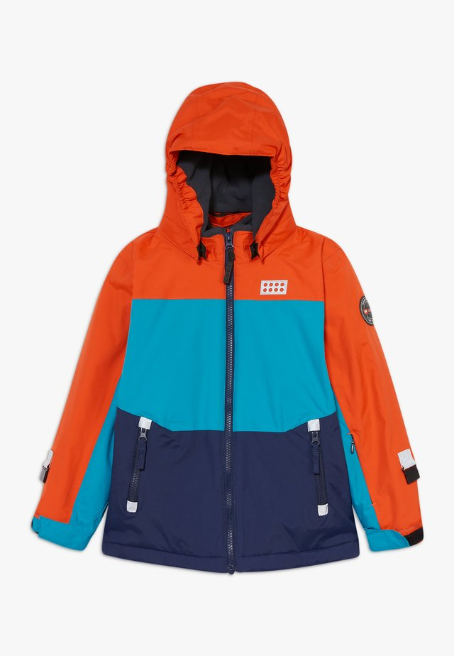 LWJOSHUA 716 - Snowboard jacket - red