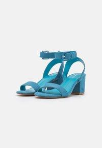 Even&Odd - Sandals - blue - 2