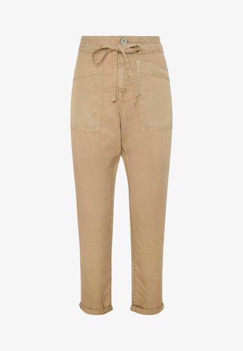 DASH - Trousers - beige