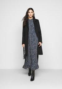 YAS Tall - YASSOFFI LONG DRESS - Kjole - twilight blue - 1