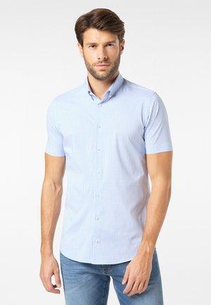 Shirt - mid blue