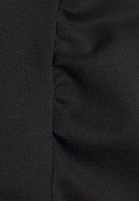 Attesa Maternity - Jersey dress - black - 2