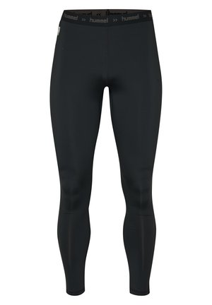 FIRST PERFORMANCE TIGHTS - Leggings - black