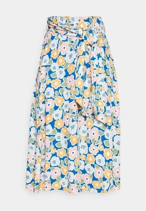 SISSEL SKIRT - A-line skirt - multi-coloured