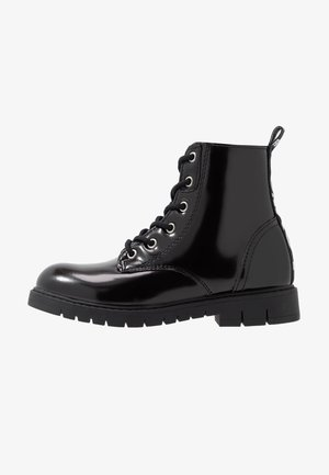 PASADENA - Lace-up ankle boots - black