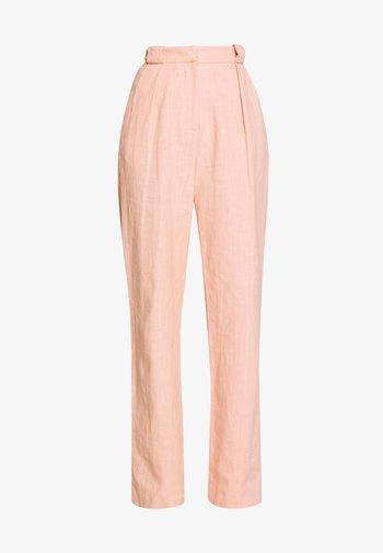 CLUB PANT - Kalhoty - peach