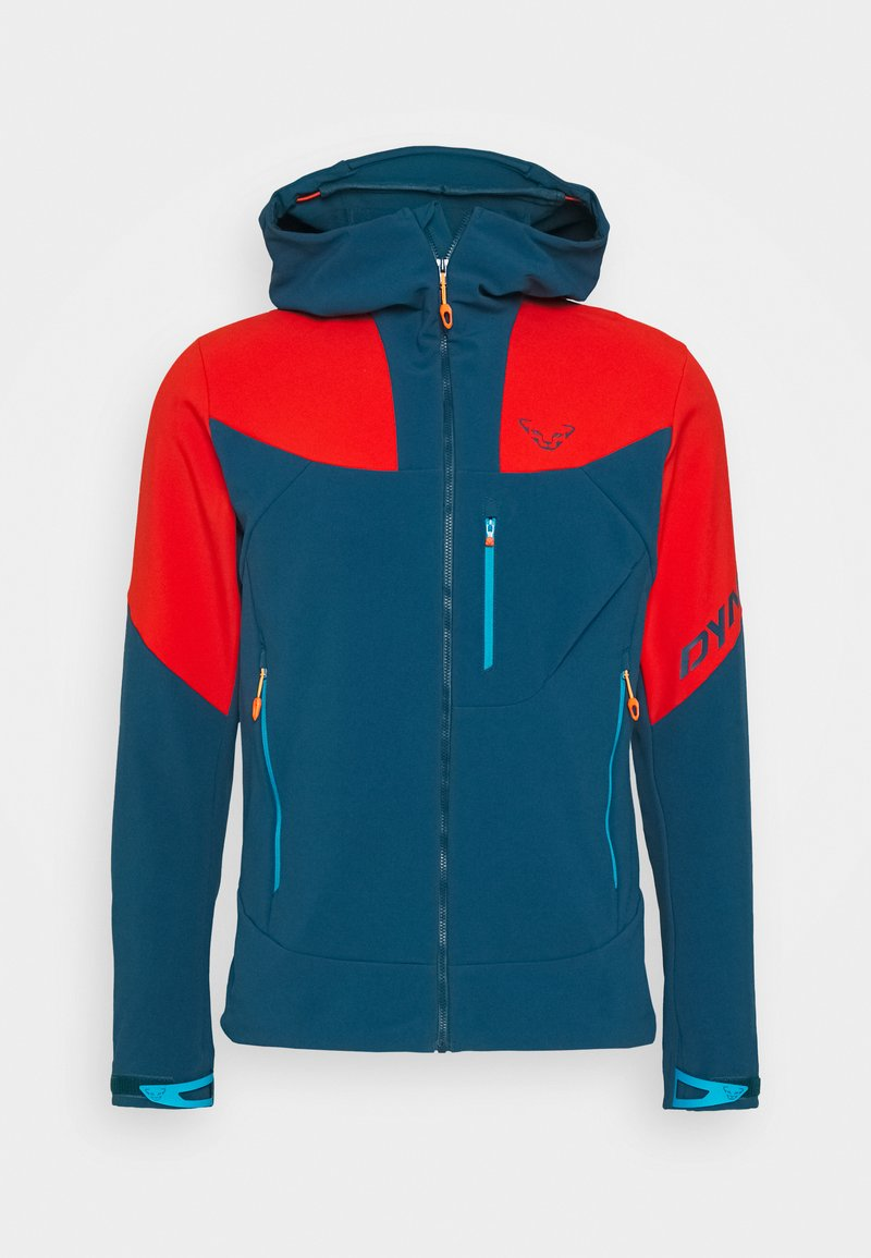 Dynafit - MERCURY PRO - Soft shell jacket - petrol