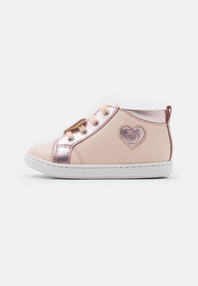 BOUBA HEART - Vauvan kengät - pink/multicolor