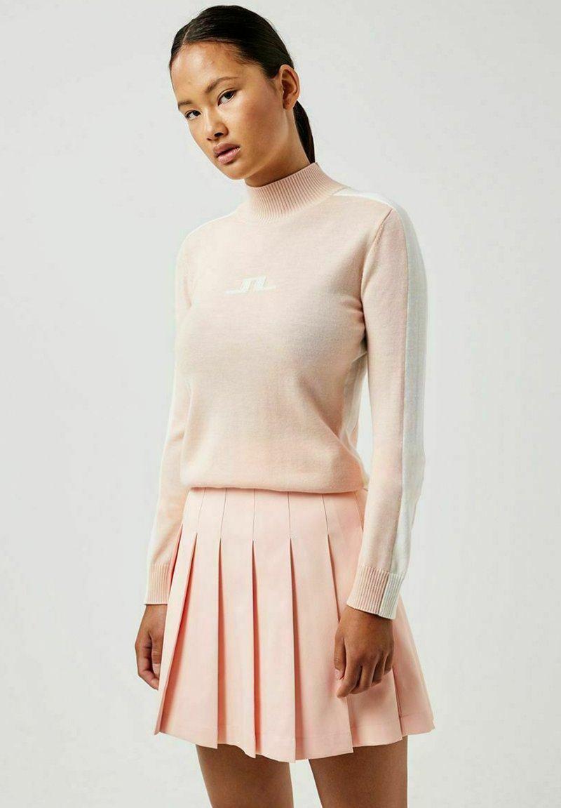 J.LINDEBERG - ADIA - Jumper - pale pink