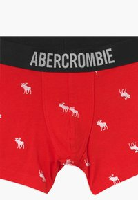 Abercrombie & Fitch - UNDERWEAR NEUTRAL 5 PACK - Panties - blue/grey/navy/red - 3