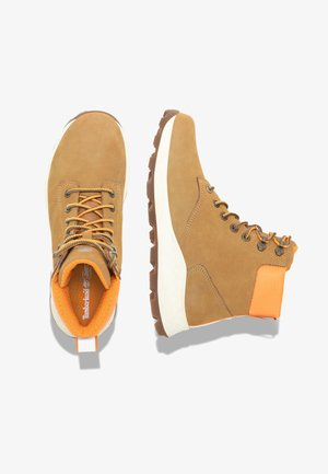 BROOKLYN  - Bottines à lacets - wheat