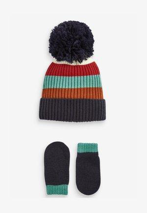 SET  - Gloves - black